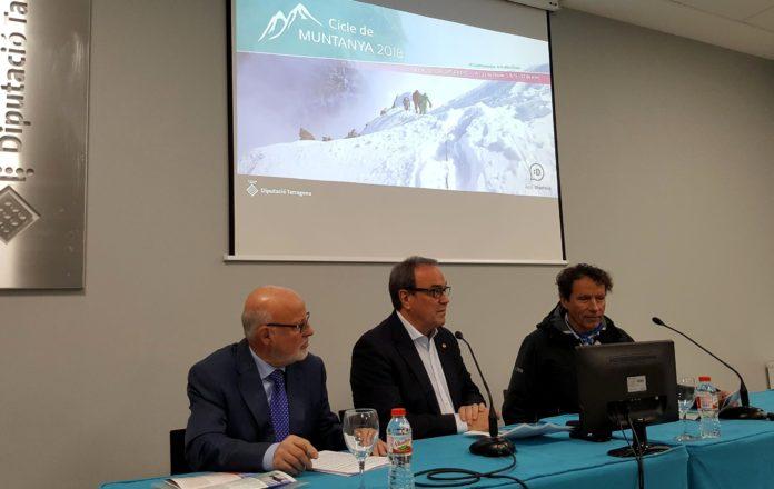 Conferència inaugural del Cicle de Muntanya 2018