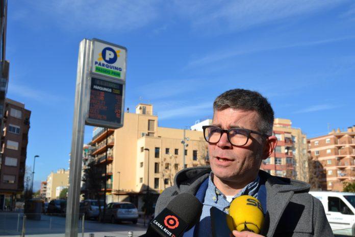 Nova tarifa resident als pàrquings municipals