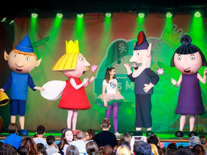 Els espectacles infantils tornen a firaReus