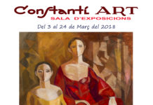 Exposició del pintor Jordi Rollán