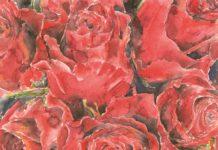 Cartell del Concurs Exposició Nacional de Roses 2018
