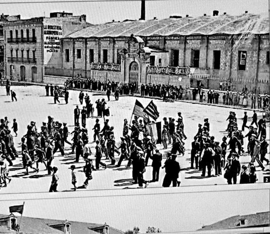 """Caserna de cavalleria de Reus (II)"" per Antoni Zaragoza"
