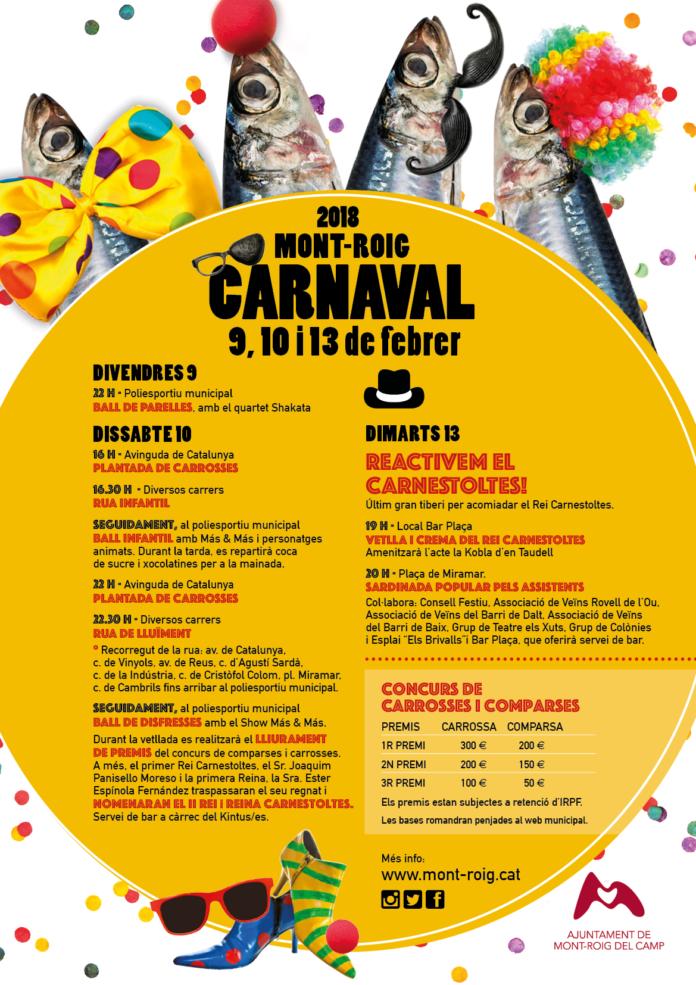 Carnaval de Mont-roig i Miami Platja