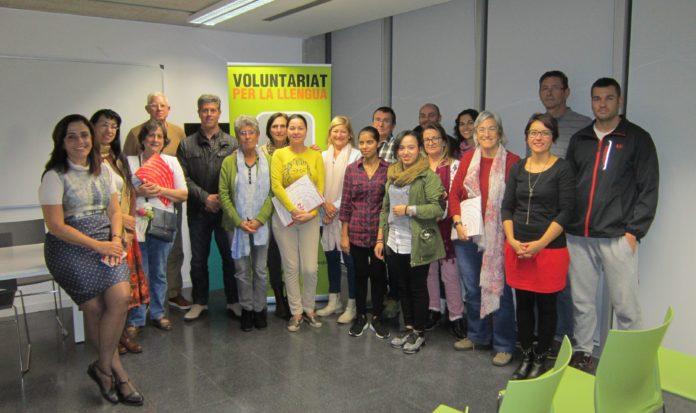 Voluntariat per la llengua a Cambrils