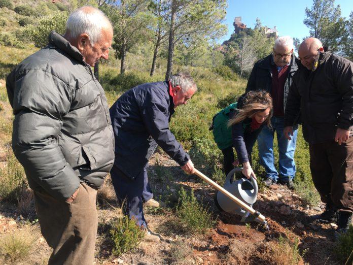 L'Ajuntament dóna suport al projecte Bosc dels Embrions
