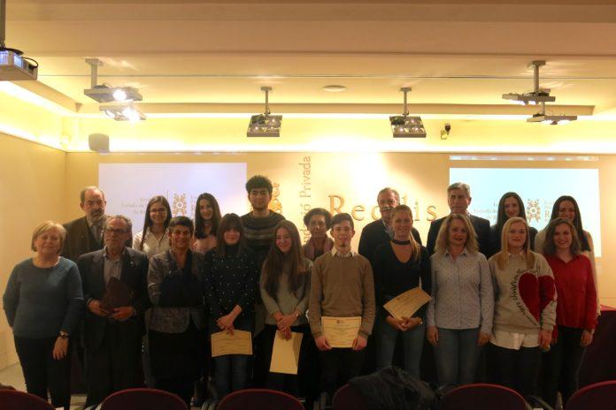La Fundació Privada Reddis premia els millors treballs de recerca de Batxillerat i els millors treballs de projecte de Formació Professional del Baix Camp