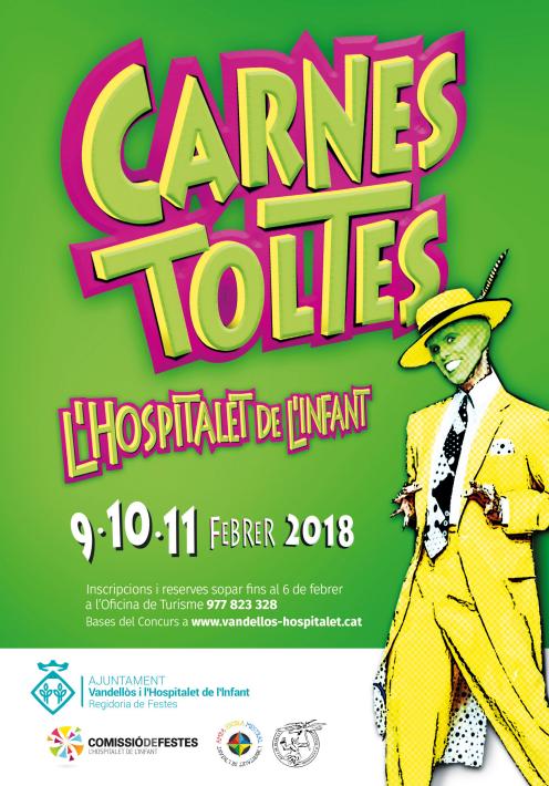 Agenda d'actes de Carnaval a Vandellòs i l'Hospitalet de l'Infant