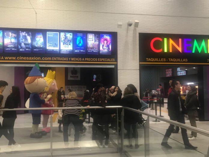 Èxit de la visita de Ben&Holly a La Fira Centre Comercial