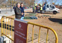 L'Ajuntament habilita al barri Gaudí la vuitena zona d'esbarjo per a gossos de la ciutat