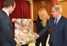 Presentació del programa i el cartell de la Setmana Santa de Reus 2018