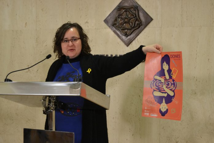 Actes amb motiu del 8 de març, Dia Internacional de les Dones