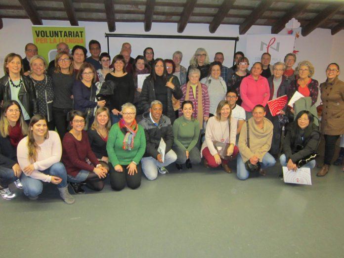 42 parelles lingüístiques es troben a Reus per parlar en català