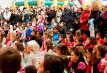 Carnaval Xic's contra el càncer infantil