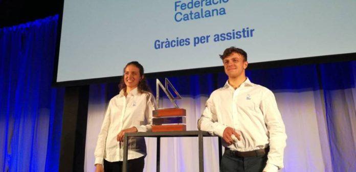 Marcelo Cairo i Marta Munté