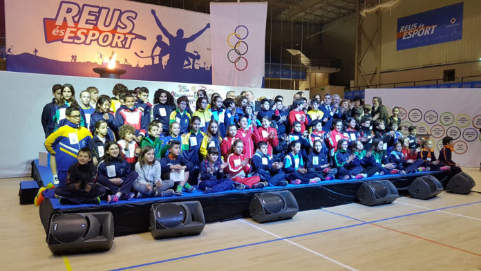 Olimpíada Escolar de Reus 2018