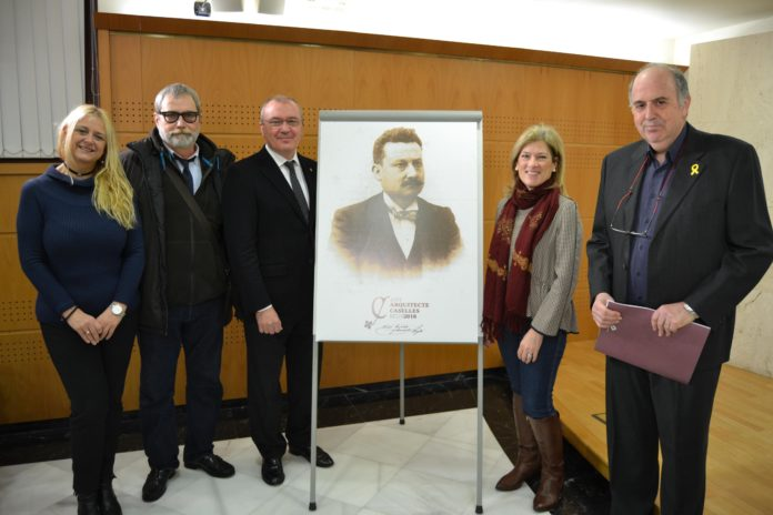 Reus dedica el 2018 a l'arquitecte Pere Caselles