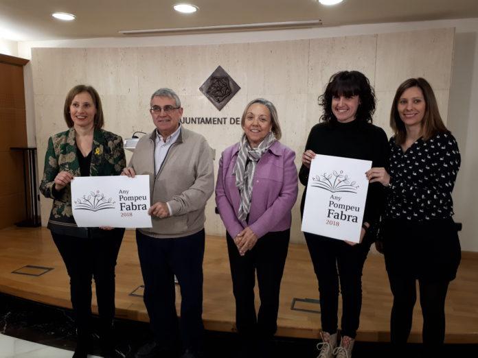 Reus s'afegeix a la commemoració de l'Any Pompeu Fabra
