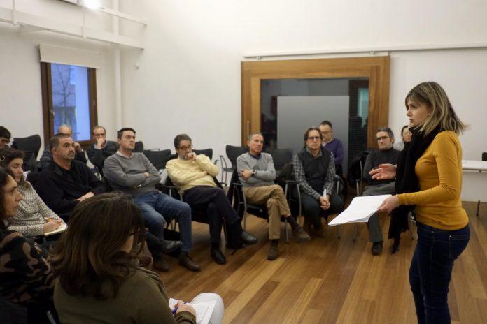 Sessió constitutiva del Consell Municipal de Salut