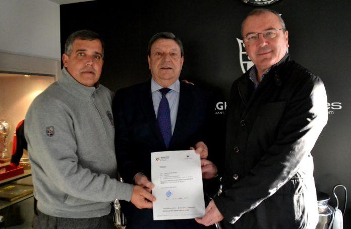 El CF Reus s'adhereix a la candidatura «Reus, Ciutat Europea de l'Esport 2019»