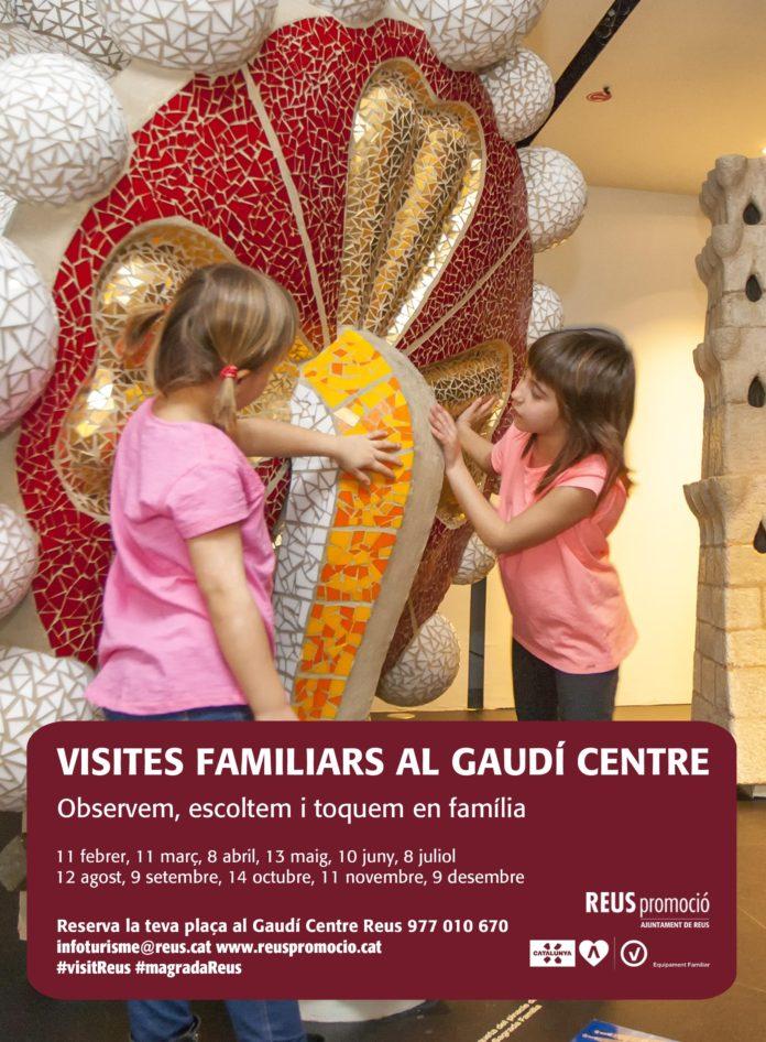 Toquem en família al Gaudí Centre!