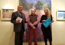 Els paisatges de Josep Bahima omplen el Palau Bofarull de la Diputació a Reus