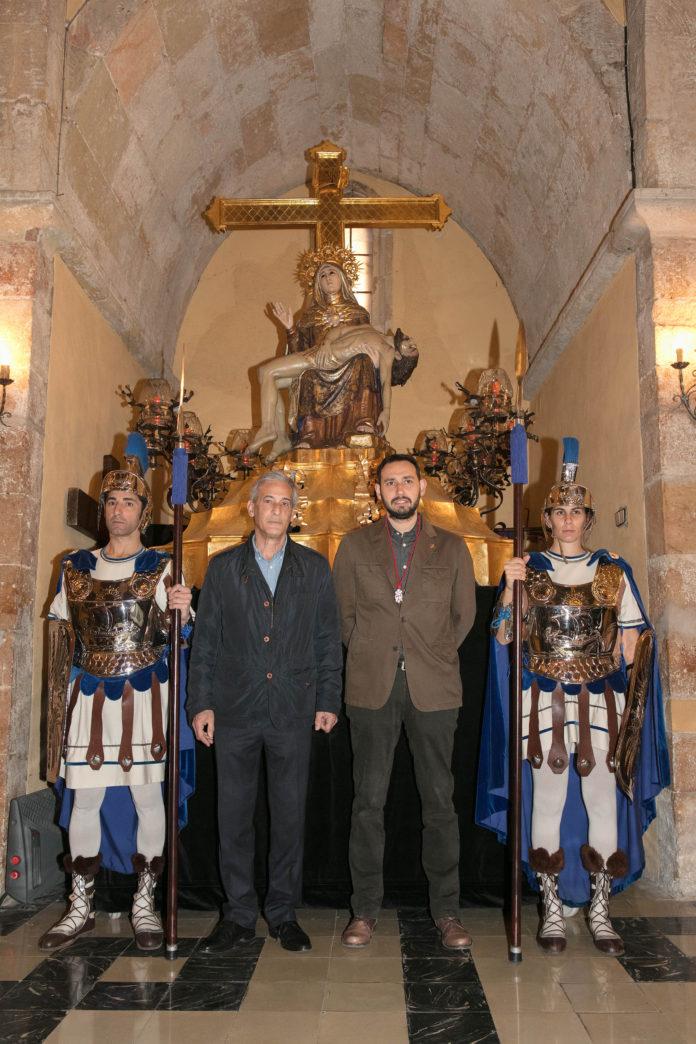 Setmana Santa de Tarragona amb la fundació Repsol
