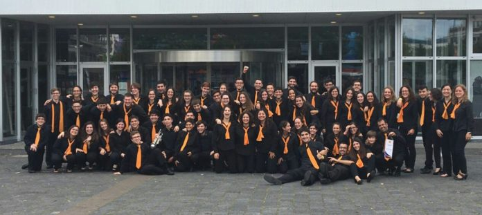 """Simbiosi Musical. MÚSICA SIMFÒNICA CATALANA"" per a Banda i Cobla"