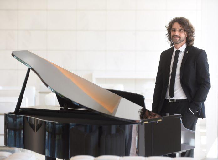 El pianista Antoni Tolmos presenta el seu últim disc 'Energy' a l'escenari de La Cripta de Cambrils