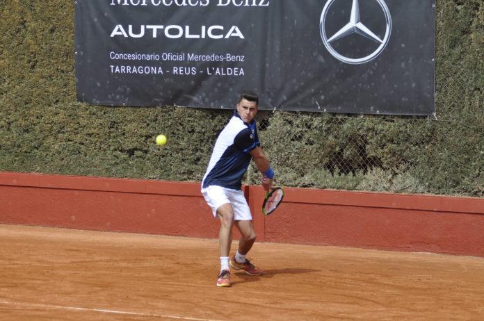 Es defineix la primera ronda del ITF Future Autolica Mercedes Benz del Monterols