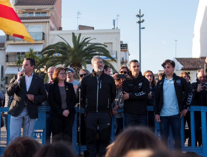 S'inaugura el Campionat d'Espanya d'Optimist