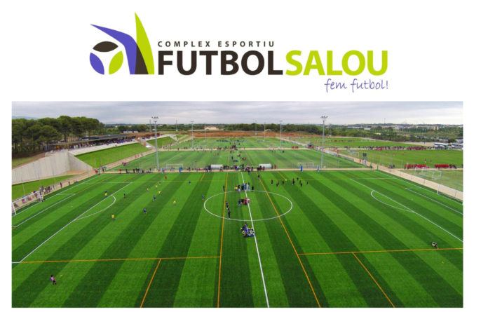Inauguració nou camp de Rugbi a Futbol Salou i presentació del Campus Melcior Mauri a Cambrils Park Sport Village.
