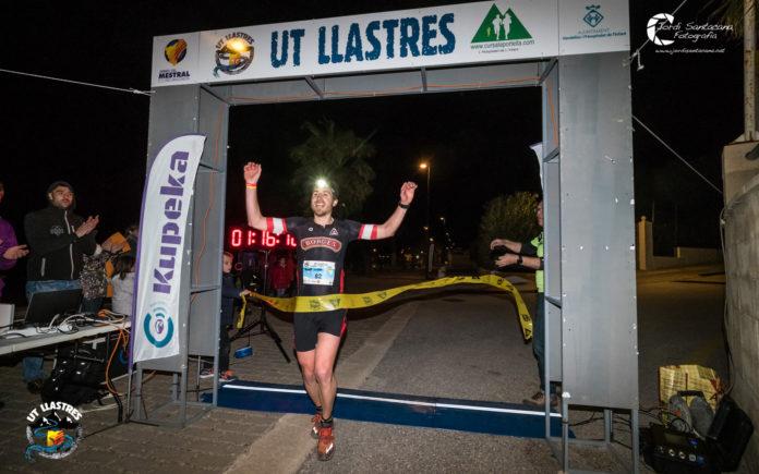 Aleix Toda i Elena Calvillo guanyen la prova d'ultraresistència UT Llastres, a Vandellòs i l'Hospitalet de l'Infant