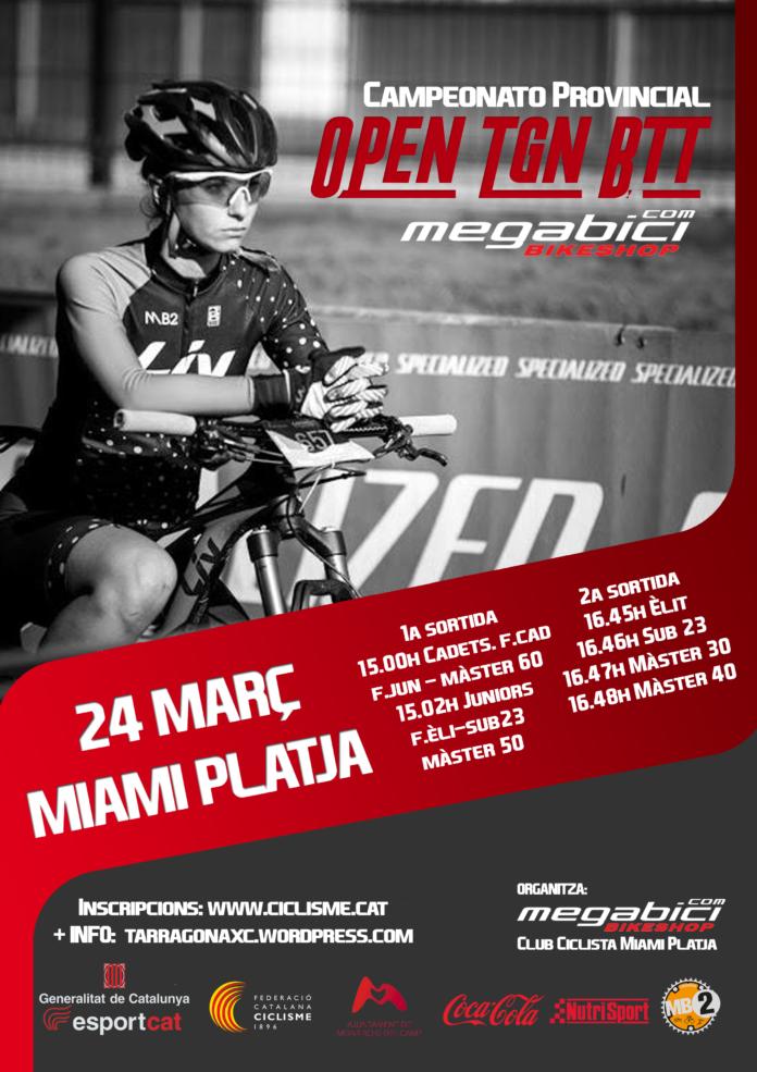 Open Tarragona BTT Megabici 2018