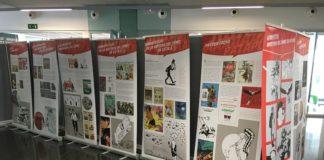 """Exposició """"Vinyetes: història del còmic en català"""" a Cambrils"""