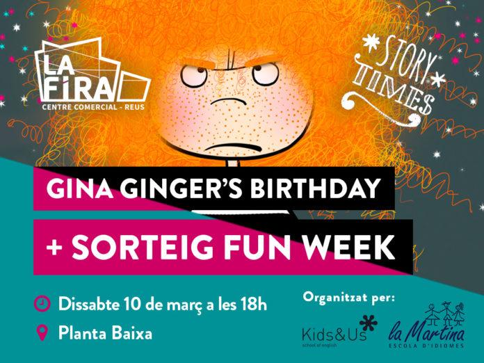 La Fira Centre Comercial acollirà dues representacions de La Martina Kids&Us per aprendre anglès