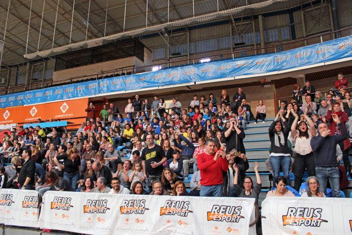 Mare Nostrum Cup Basket Ciutat de Reus es consolida amb la seva vuitena edició