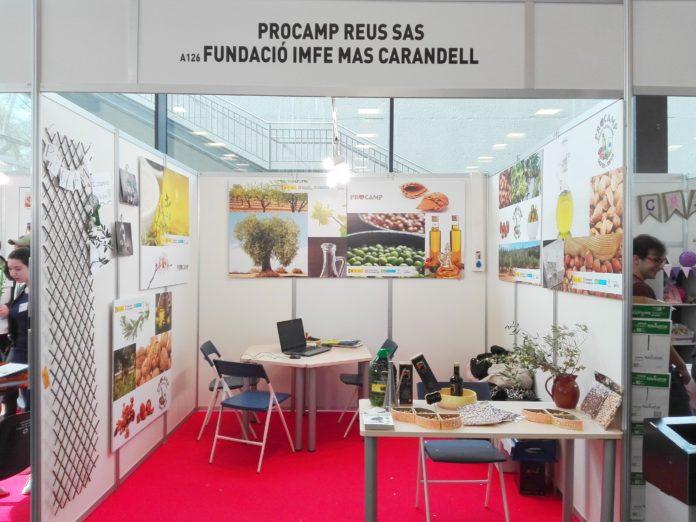 Mas Carandell participa a la 13a Fira Internacional d'Empreses Simulades amb PROCAMP