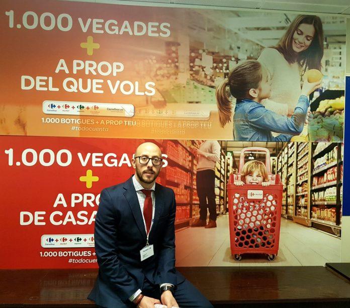 Carrefour arriba als 1.000 punts de venta a Espanya