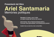 El cap de setmana més juantxi amb l'Ariel Santamaria