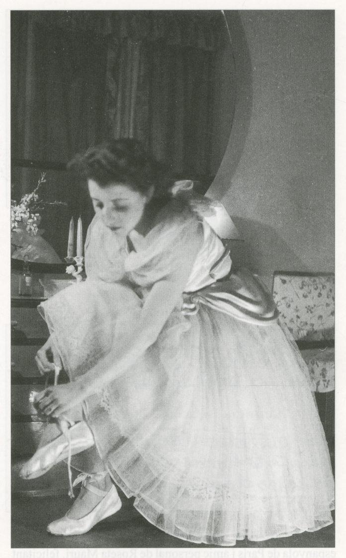 La fundadora i professora de l'Escola de Dansa Artis, Enriqueta Prats, cedeix el seu fons documental a l'Arxiu de Reus