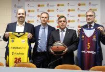 Presentada la Final de la Lliga Catalana ACB 2017-18 de l'1 de maig a Reus