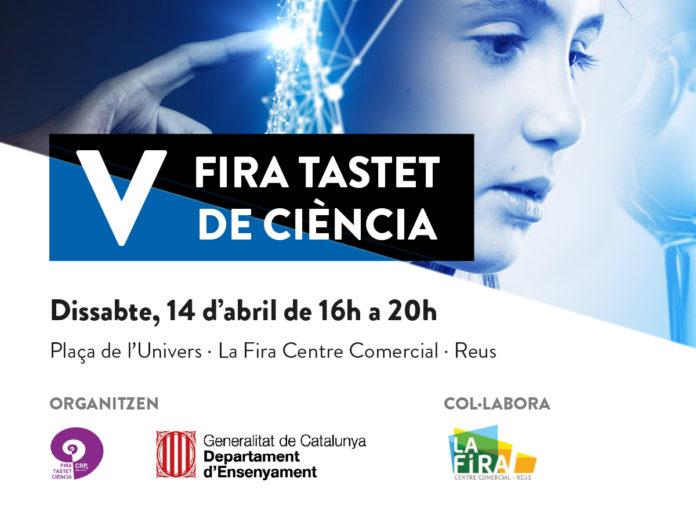 El Tastet de Ciència torna a fer parada a La Fira Centre Comercial
