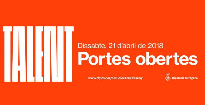 Jornada de portes obertes a les Escoles d'Art i Disseny de la Diputació a Tarragona i Reus aquest dissabte