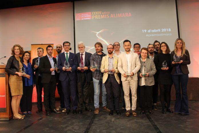 El Patronat de Turisme de la Diputació de Tarragona, guardonat amb el Premi Alimara pel nou web de la Costa Daurada, la promoció del ciclisme i el nou mapa turístic de la demarcació
