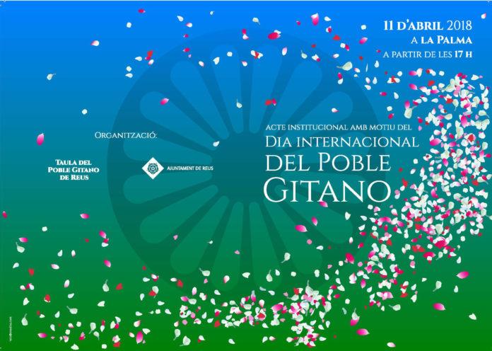 Reus celebrarà el Dia Internacional del Poble Gitano amb una ofrena floral davant de la Palma el dimecres 11 d'abril