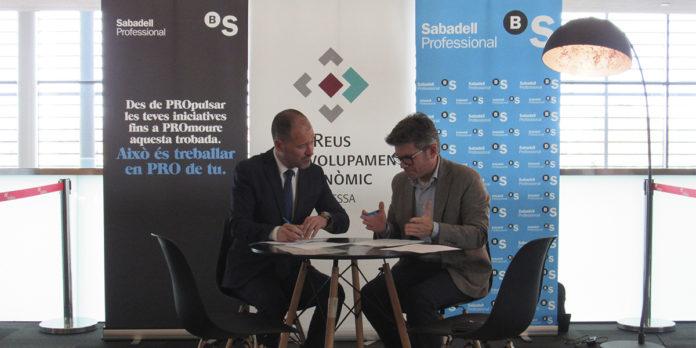 Redessa i el Banc Sabadell ofereixen ajuts al emprenedors per desenvolupar els seus projectes