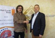 El Consell Comarcal del Baix Camp participa en la formació dual d'estudiants de l'Institut Gaudí