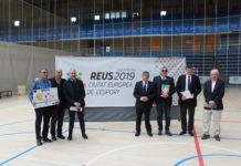El comitè avaluador de les candidatures a Ciutat Europea de l'Esport 2019 destaca la vitalitat esportiva de Reus i la seva capacitat per fer arribar l'esport a tothom