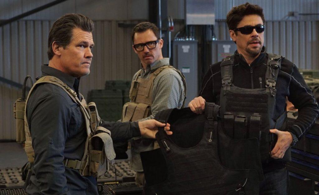 Josh Brolin i Benicio del Toro repeteixen a la seqüela de 'Sicario'