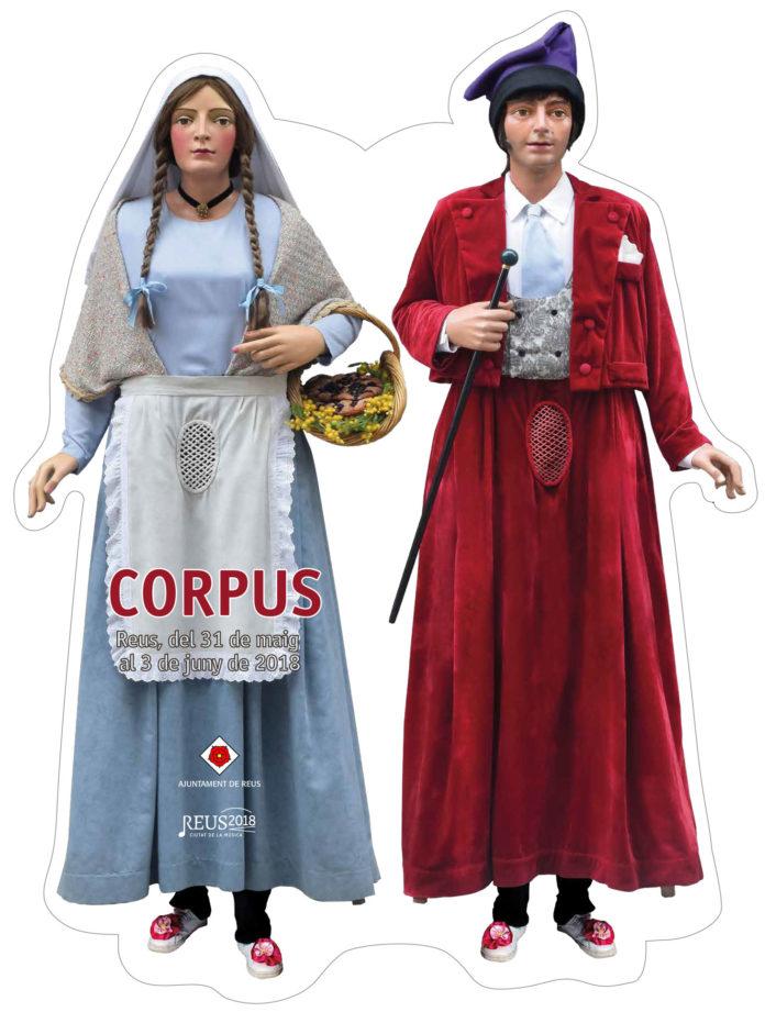 Actes amb motiu de la festivitat de Corpus 2018